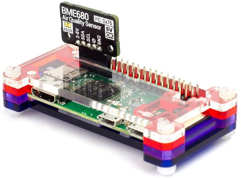 BME680 Sensor - Raspberry Valley
