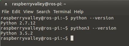 find current python versions